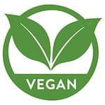 Icône végétalienne